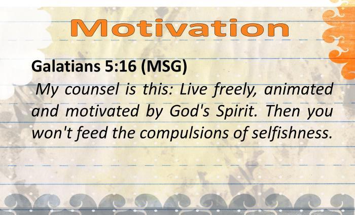 BVD- Motivation