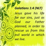 Bible Verse Daily (8-18-15)