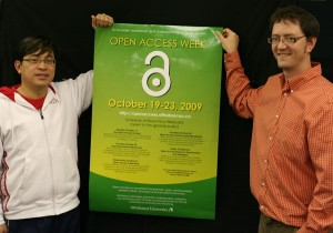 open access week-Athabasca