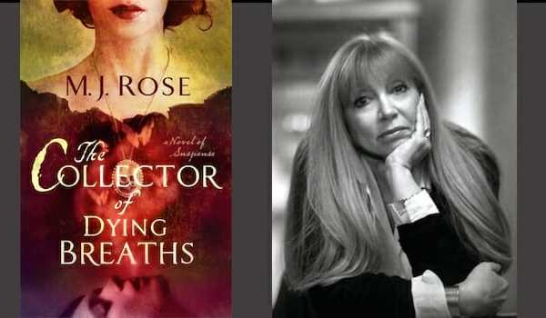 Review of 'The Collector of Dying Breaths' by M.J. Rose