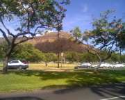Diamond Head—from a different angle...