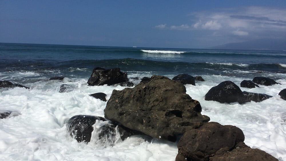 Auau Channel - Maui - warm water holiday