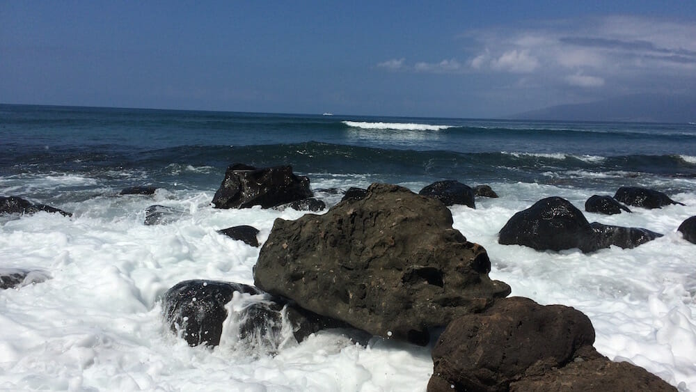 Auau Channel - Maui