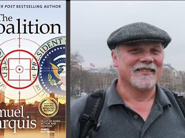 Samuel Marquis explores political extremism in thriller