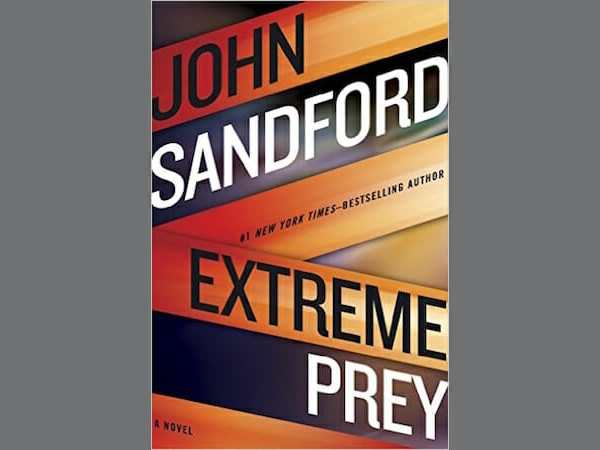 Behind the story of Extreme Prey with John Sandford