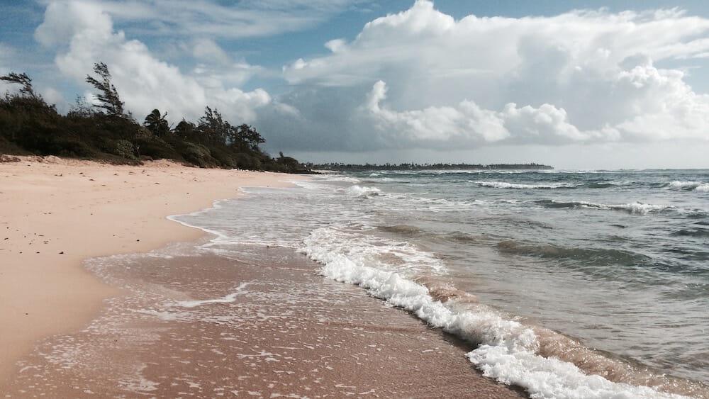 Nukolii Beach - Kauai - 1000 x 563