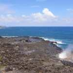 Friday Fotos – Spouting Horn on Kauai