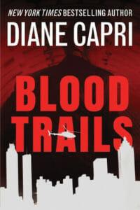 Blood Trails cover - Diane Capri