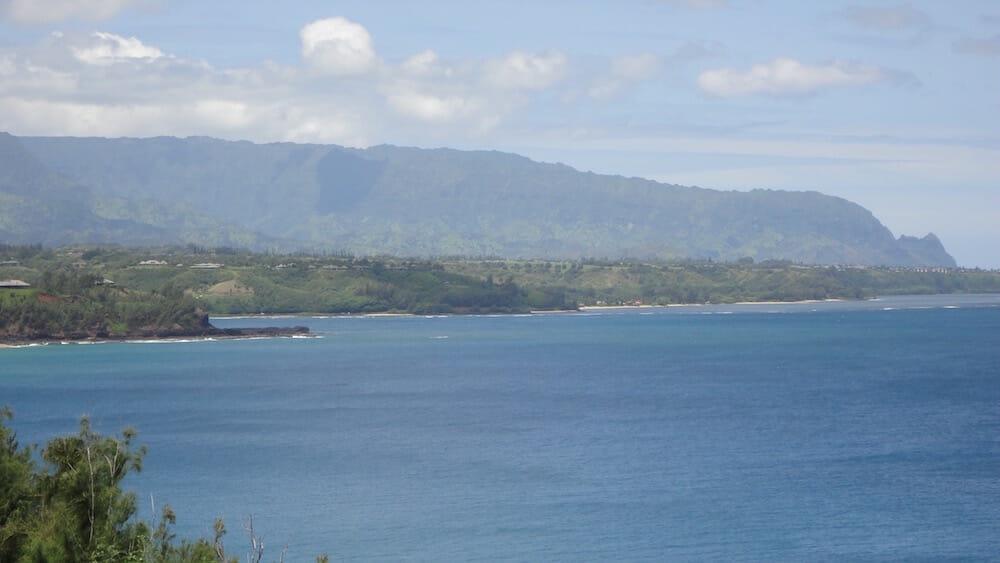 Kilauea Lighthouse views on Kauai