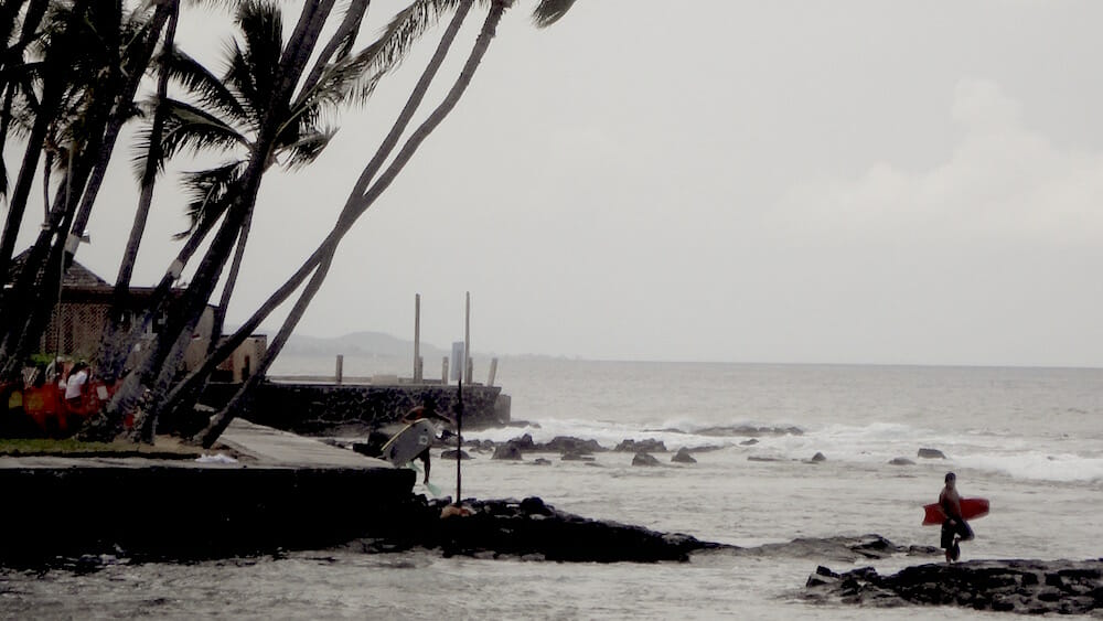 Kona Big Island Surf