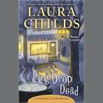 Book review of Egg Drop Dead by Laura Childs
