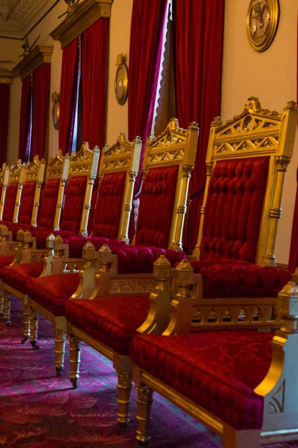 Friday Fotos — inside Iolani Palace – what an amazing place