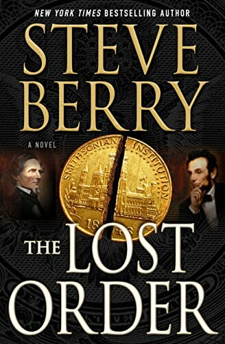 Review of The Lost Order by Steve Berry