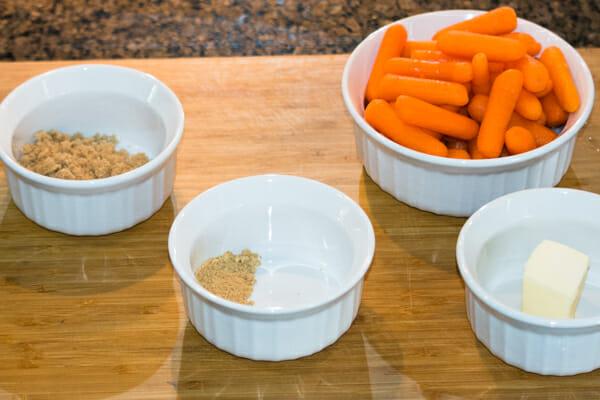 Carmelized Ginger Carrots
