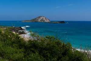 Mānana Island from Makapuu Lookout
