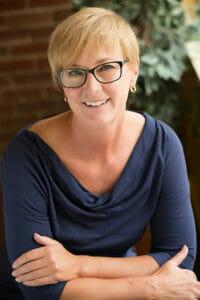 Shannon Baker - Dark Signal author