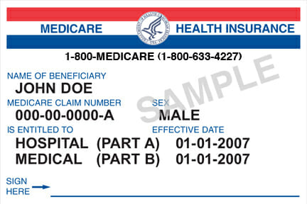 Five tips to avoid the new Medicare card scams