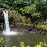 Friday Fotos – Big Island waterfall north of Hilo