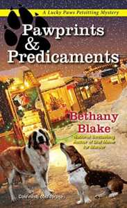 Pawprints and Predicaments by Behany Blake
