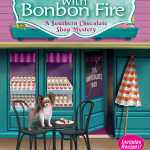 Meet Stella — a papillon and part of the Southern Chocolate Shop Mystery series