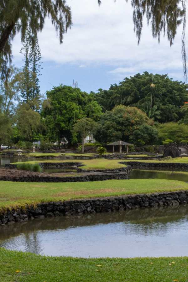 Friday Fotos – Liliuokalani Gardens offer time to reflect