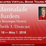 What are my characters reading? A guest post by Elizabeth J. Duncan