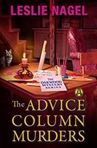 advice column murders by Leslie Nagel