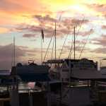 Friday Fotos – Lahaina harbor sunset