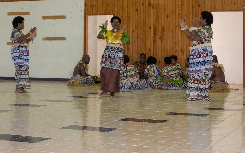 Traditional dance performed by women