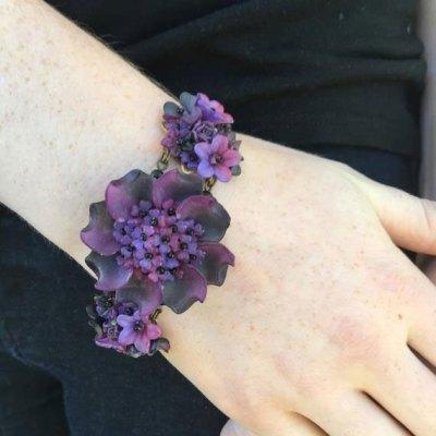 Grand Fleur Bracelet