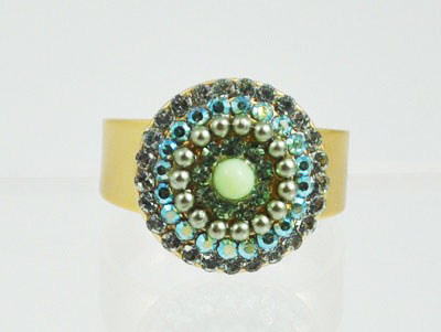 Crystal Rings by Mariana - 1043