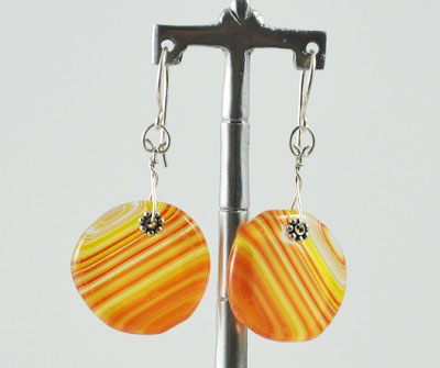 Blaze LollyDrop Earrings