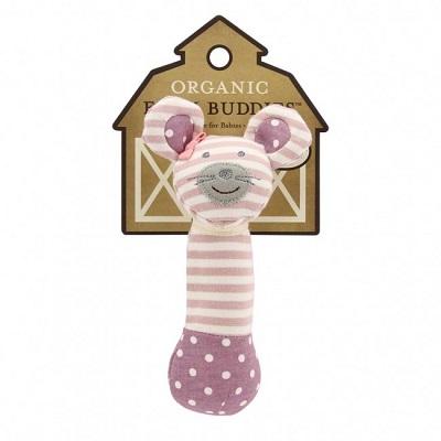 Ballerina Mouse Squeaky Toy - Farm Buddies