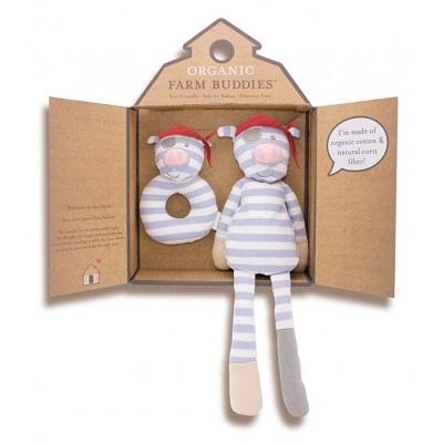 Pirate Pig Gift Set - Farm Buddies
