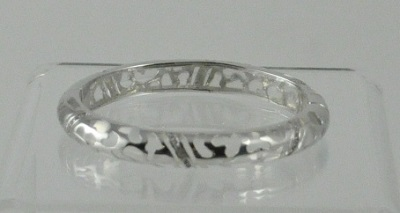 Cheetah Bracelet - Clear