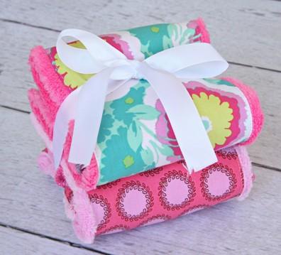 Burp Set - Pink Paradise