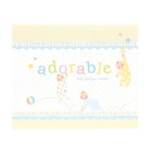 Baby's First Year Calendar - Pajama Babies