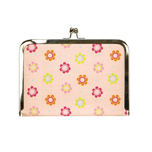 Daisy Photo Clutch