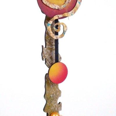 Table Clock - David Scherer
