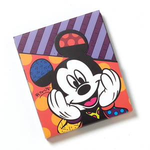 Notepad Mickey Mouse