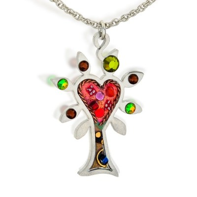 Tree of Love Necklace by Seeka