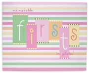 Baby's First Photo Album - Girl