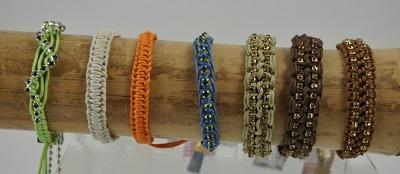 Rose Gonzales - Woven Bracelets