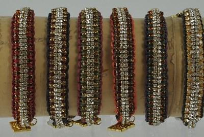 Vanessa Graffiti Bracelets by Rose Gonzales