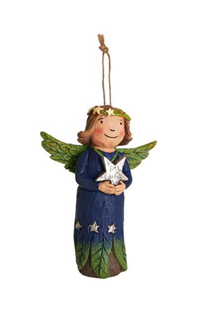 Shine Bright Angel Ornament