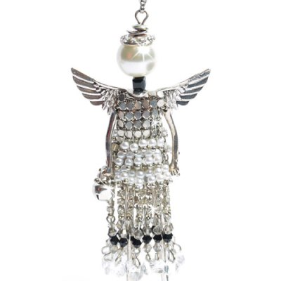 Angel Precious Findings Necklace - Good Luck
