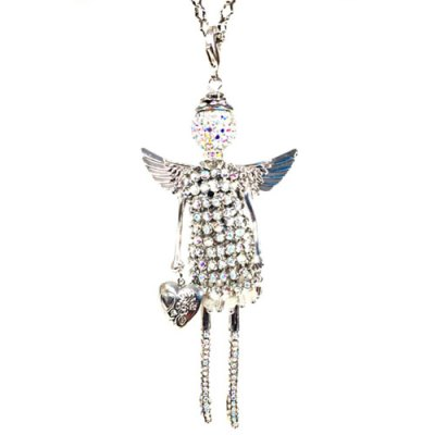 Angel Precious Findings Necklace - Love