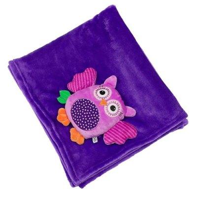 Zoocchini Buddy Blanket - Owl