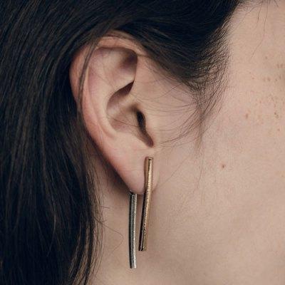 Mureli Bronze Earring