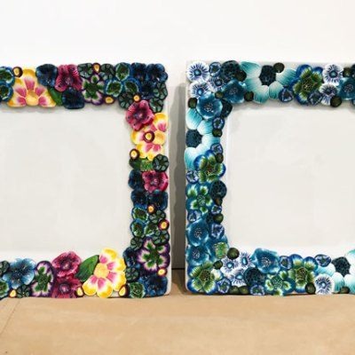 """Polymer 7"""" Square Plate"""